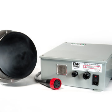 FarSounder 500 Transducer & Power Module
