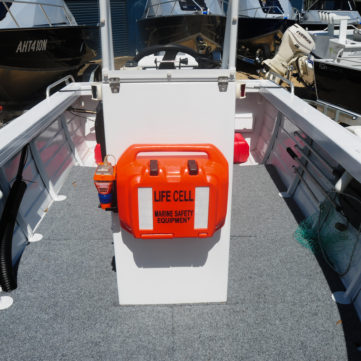 Life Cell Trailerboat Centre Console