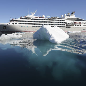 FarSounder Ponant expedition cruise ship