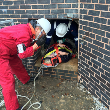 Saviour confined space rescue