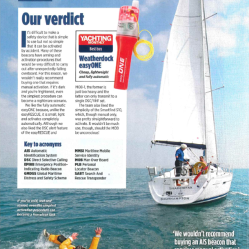 Yachting Monthly Best Buy