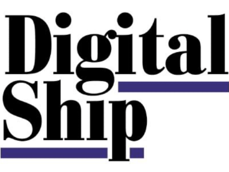 Digital Ship logo