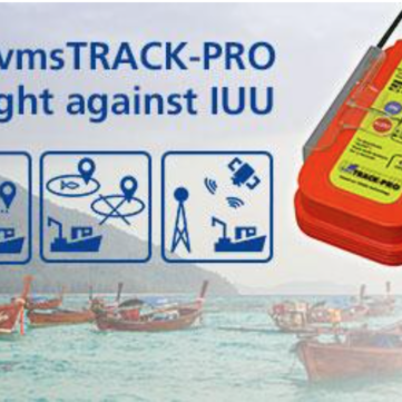 vmsTrack used for IUU