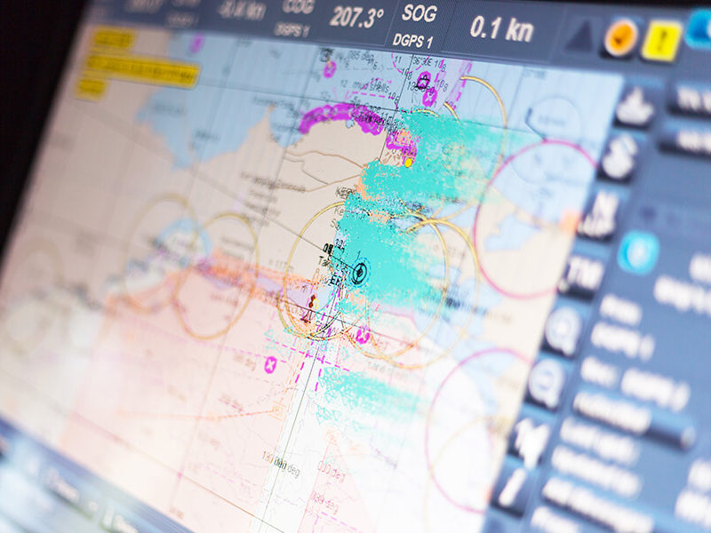 ECDIS For Commercial Vessels
