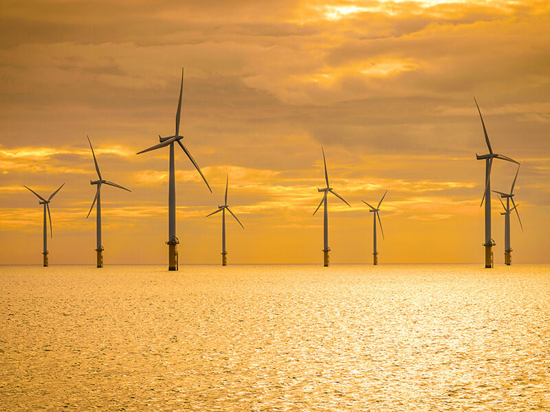 Offshore Wind Farms - Your Online Guide