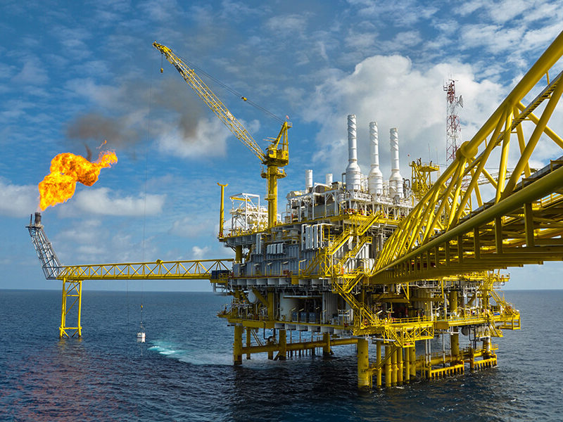 How Is Radar Used For Offshore Oil and Gas Platforms